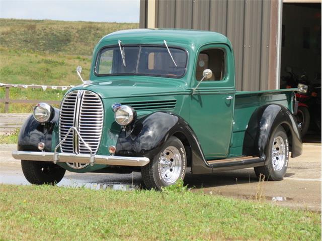 1938 Ford 1/2 Ton Pickup | 754864