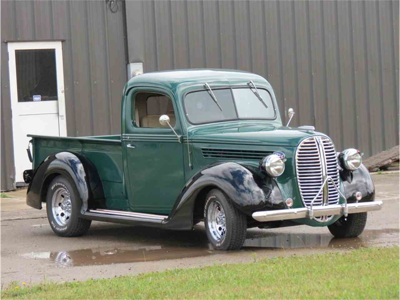 1938 ford 1 2 ton pickup for sale cc 754864. Black Bedroom Furniture Sets. Home Design Ideas