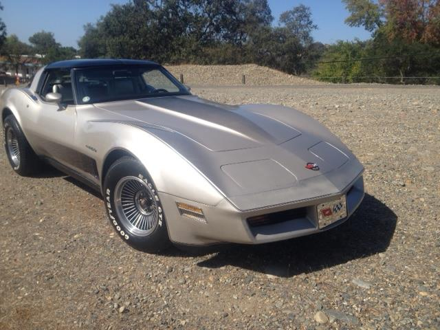 1982 Chevrolet Corvette | 755104