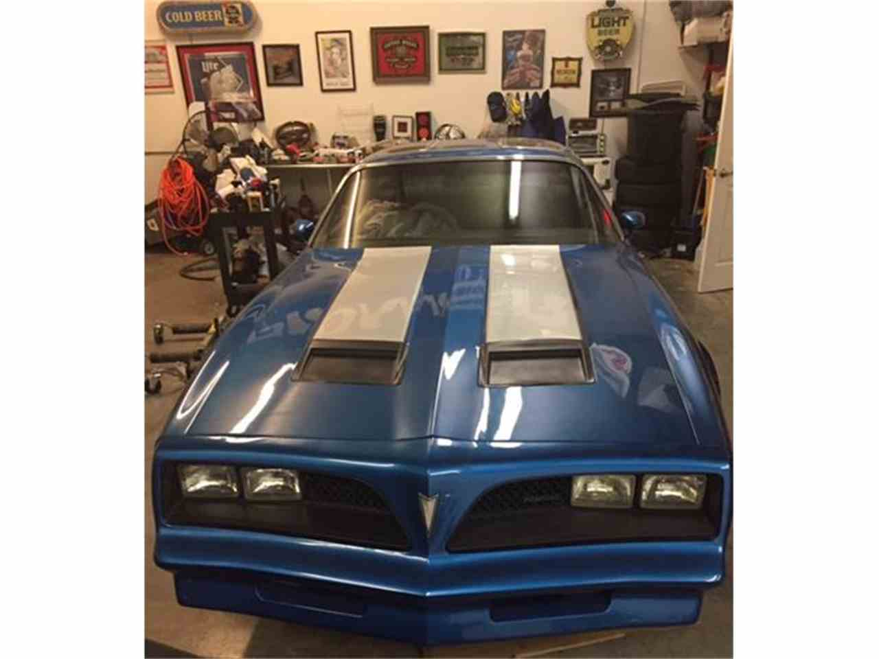 Large Picture of '78 Firebird Formula - G6NK