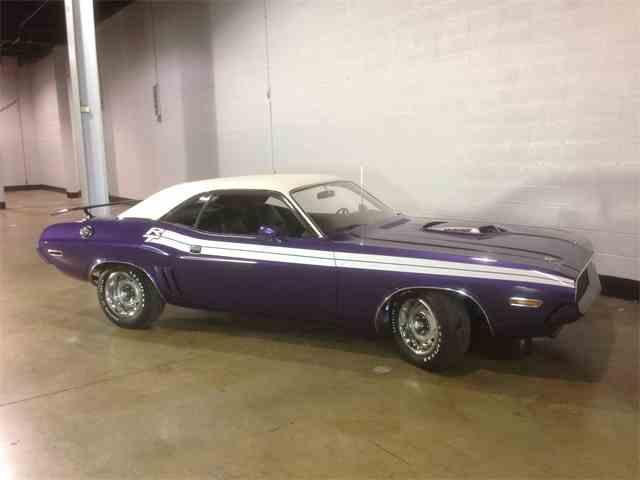 1971 Dodge Challenger R/T | 755122