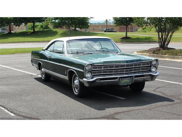 1967 Ford Galaxie 500 | 755550