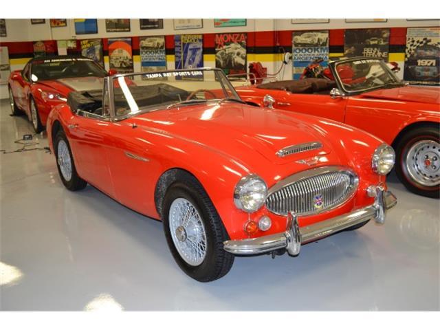 1967 Austin-Healey 3000 | 755579