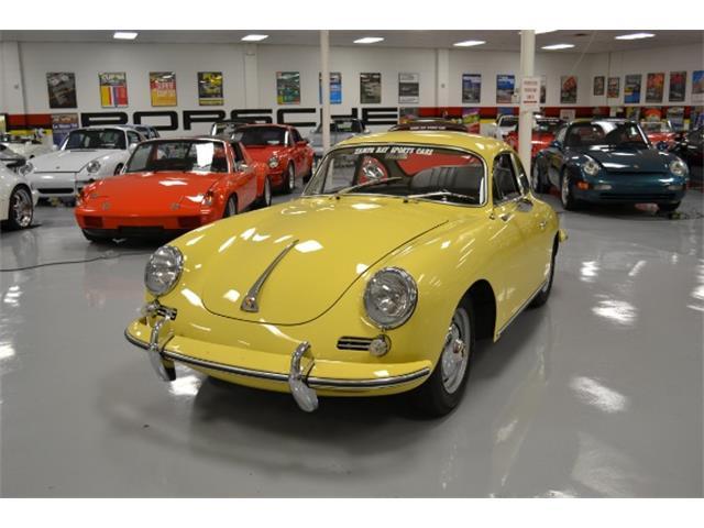 1963 Porsche 356B | 755581