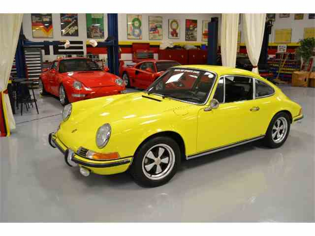 Picture of '70 911S - G70K