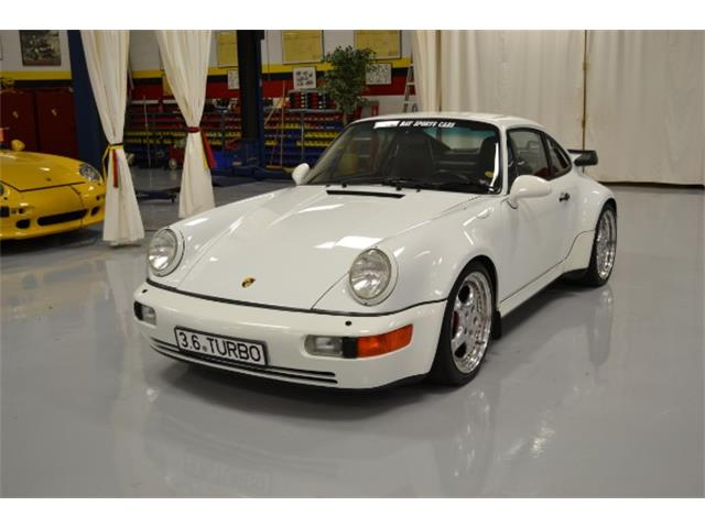 1994 Porsche 964 Carrera 3.6 Turbo | 755591