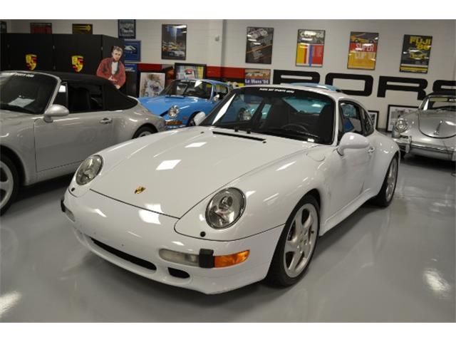 1997 Porsche 911/993 Carrera 2 | 755592