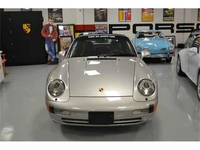 1998 Porsche 993/911 Carrera 2   755594