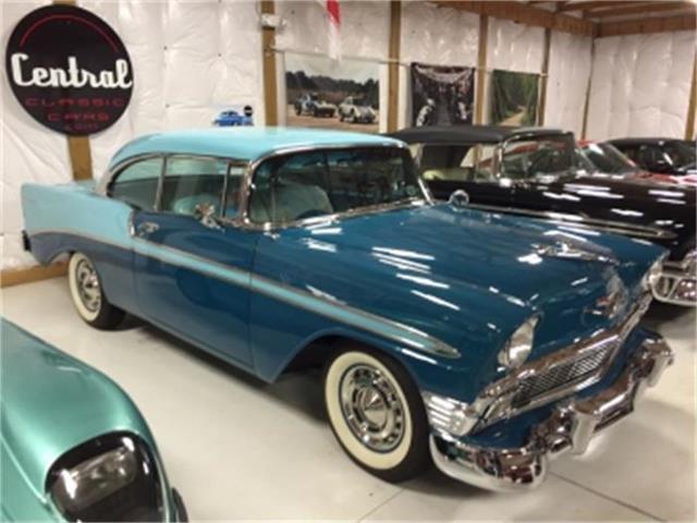 1956 Chevrolet 2-Dr Hardtop | 755645