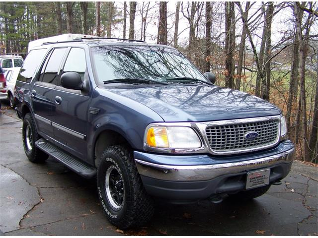 2001 Ford Expedition XLT 4x4 | 755757
