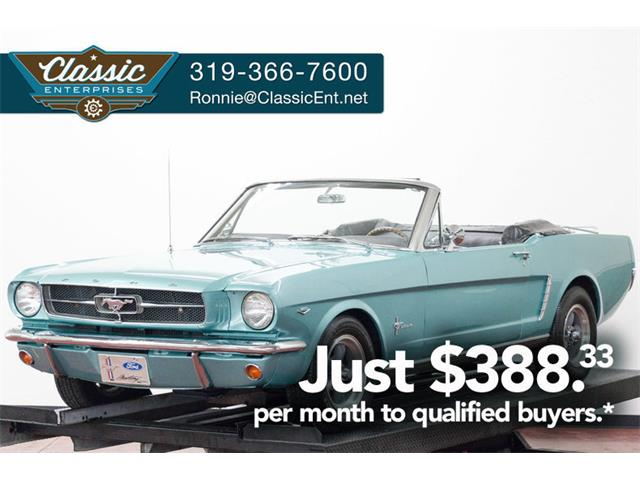 1965 Ford Mustang | 755941