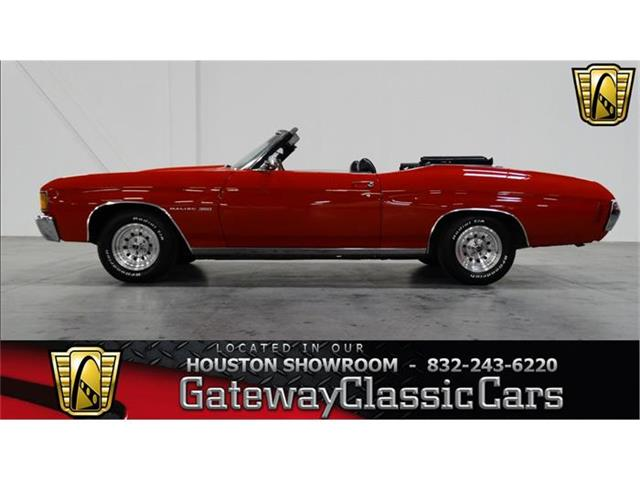 1972 Chevrolet Chevelle | 756021