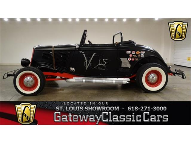 1934 Ford Cabriolet | 756030
