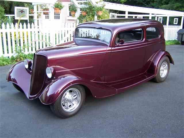1933 Ford Victoria | 756035