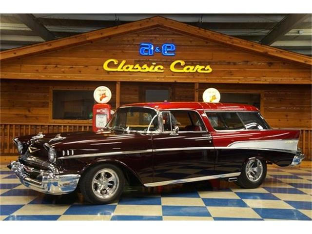 1957 Chevrolet Nomad Bel Air | 756133