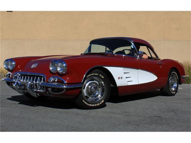 1960 Chevrolet Corvette | 756139