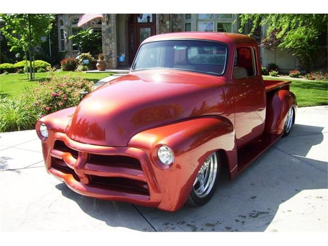 1954 Chevrolet Truck | 756141