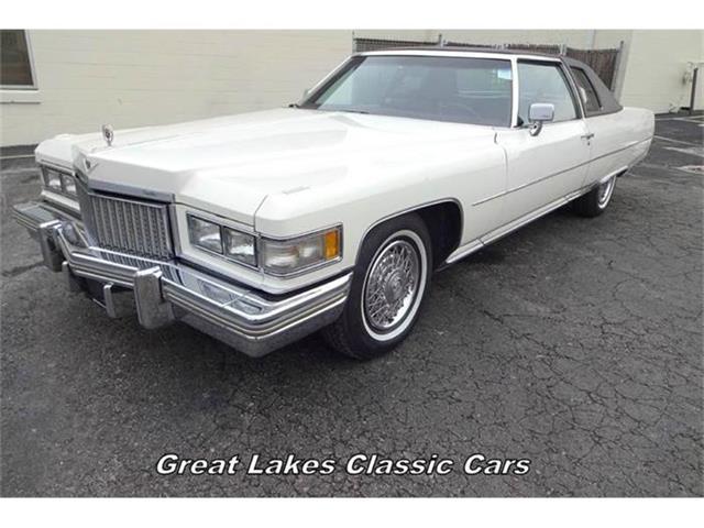 1975 Cadillac DeVille | 756156