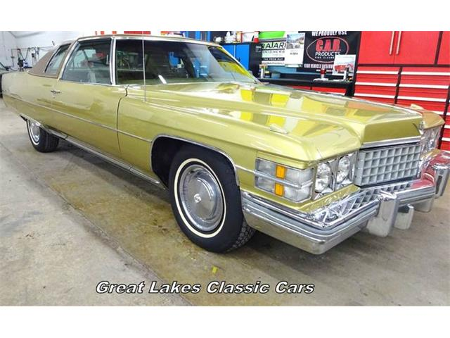 1974 Cadillac DeVille | 756157