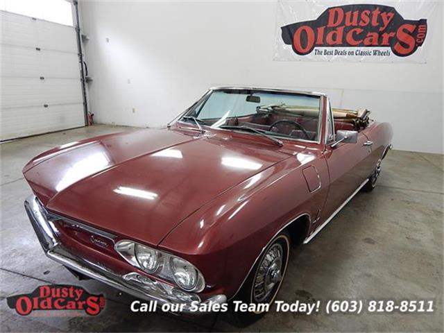 1966 Chevrolet Corvair | 756257