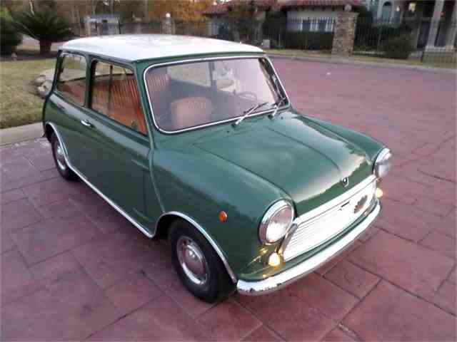 1970 Mini Mark II | 756312