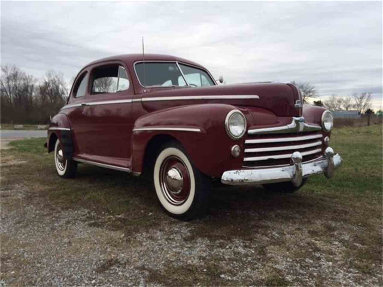 Cars For Sale In Wv: 1947 Ford Super Deluxe For Sale