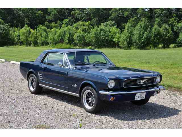 1966 Ford Mustang | 756338
