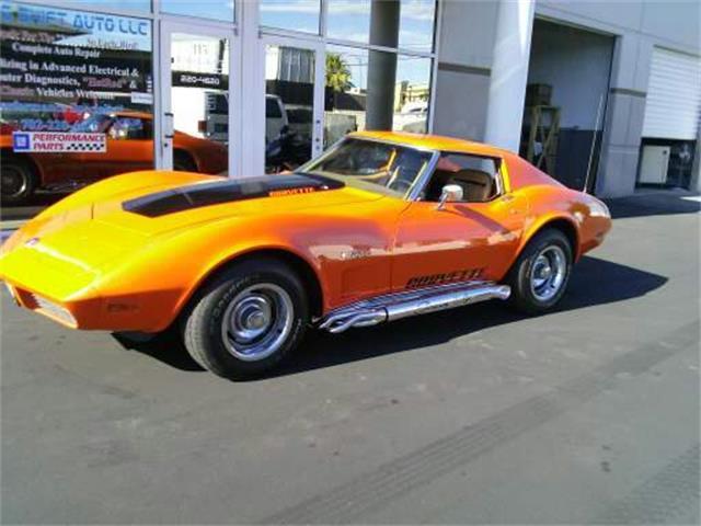 1974 Chevrolet Corvette | 756375