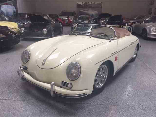 1957 porsche 356 for sale on. Black Bedroom Furniture Sets. Home Design Ideas
