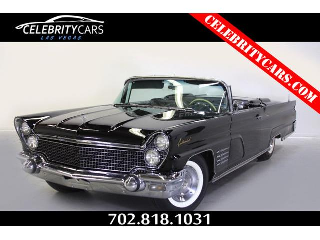 1960 Lincoln Continental | 756403