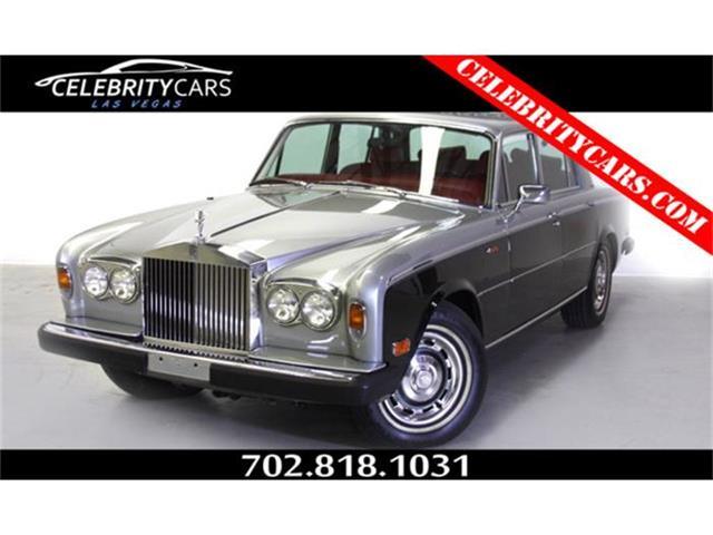 1979 Rolls-Royce Silver Shadow II | 756405