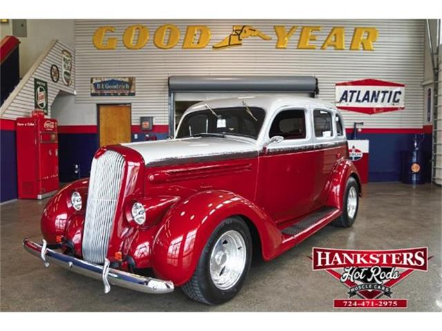1936 Plymouth 4-Dr Sedan | 756427