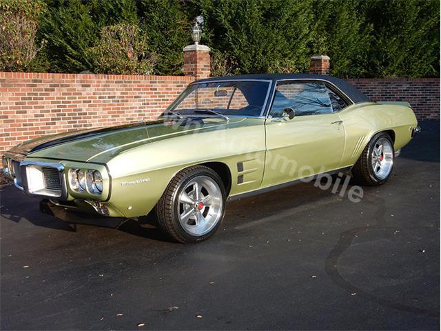 1969 Pontiac Firebird | 756460