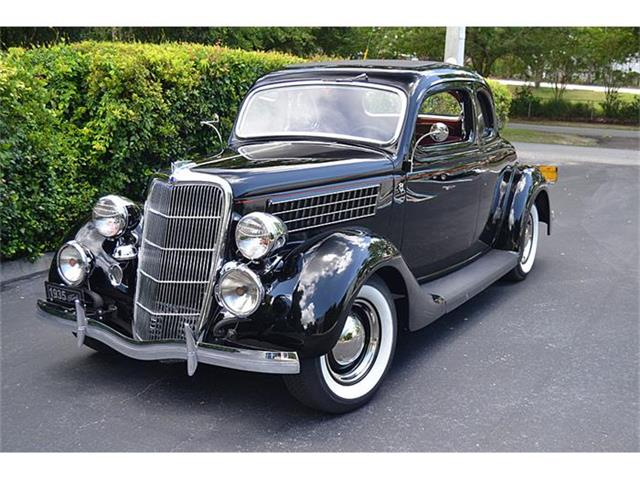 1935 Ford Model 48 | 756506
