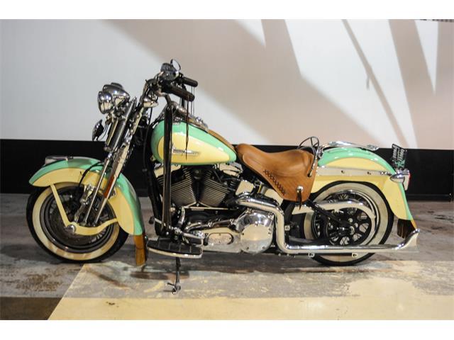 2002 Harley Davidson Heritage | 756522