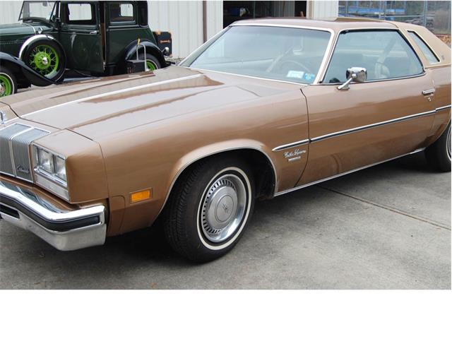 1976 Oldsmobile Cutlass Supreme Brougham | 756533