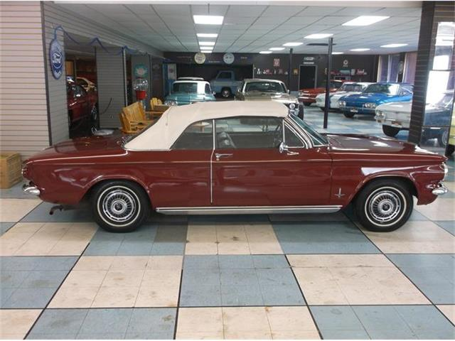 1963 Chevrolet Corvair | 756560