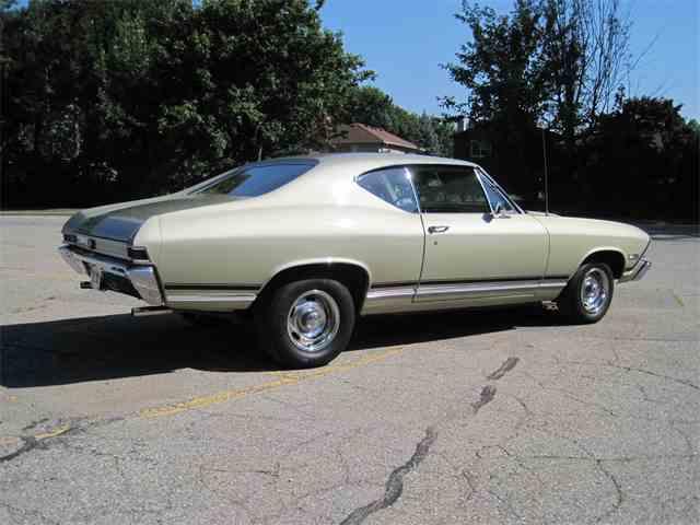 1968 Chevrolet Chevelle SS | 756575
