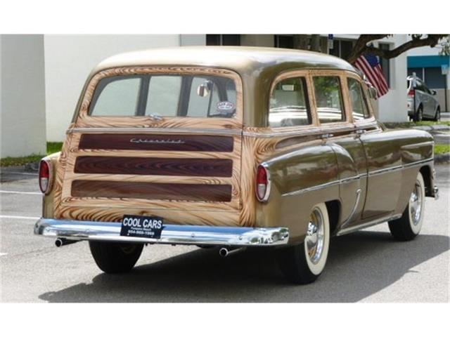 1954 Chevrolet Station Wagon   756577