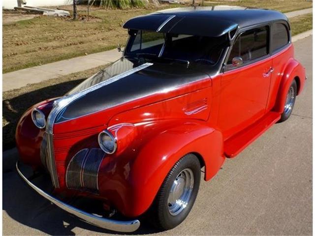 1939 Pontiac Street Rod | 756737