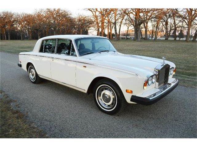 1975 Rolls-Royce Silver Shadow | 756824