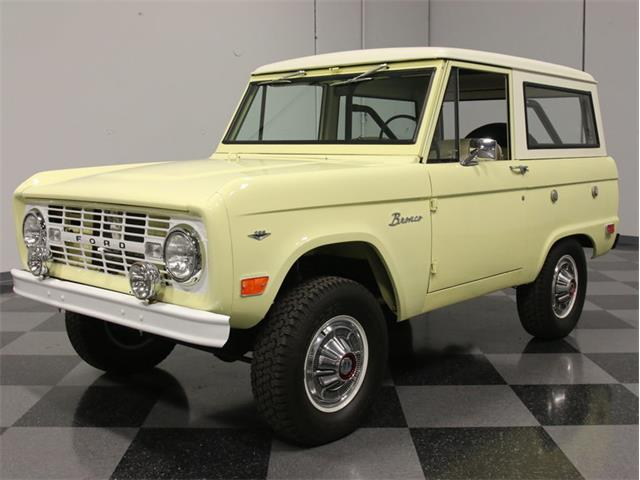 1968 Ford Bronco | 756876