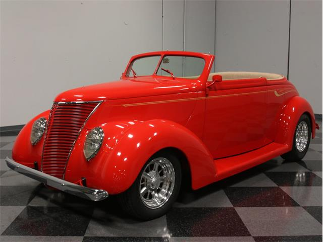1937 Ford Cabriolet | 756880