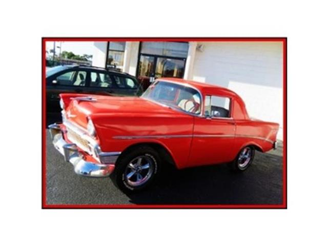 1956 Chevrolet 2-Dr Coupe | 756886