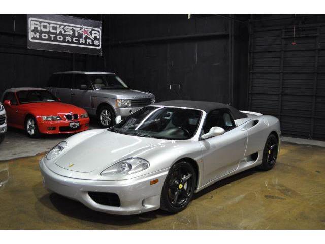 2002 Ferrari 360 | 756919