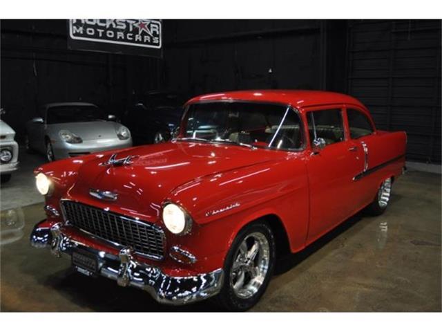 1955 Chevrolet 210   756927