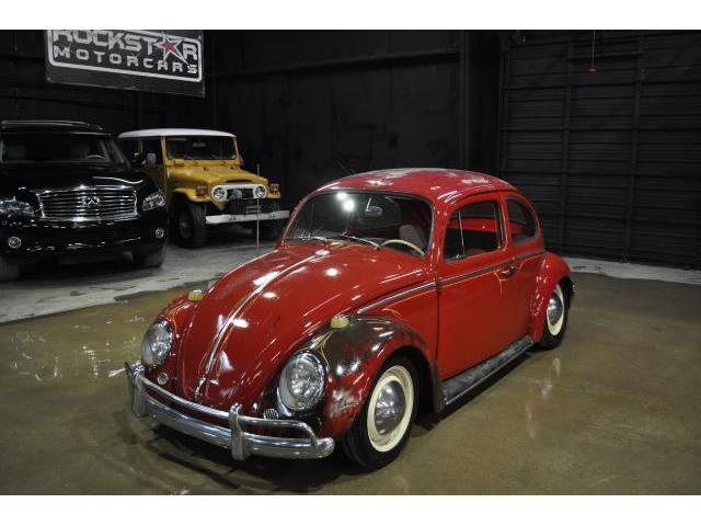 1963 Volkswagen Beetle | 756938