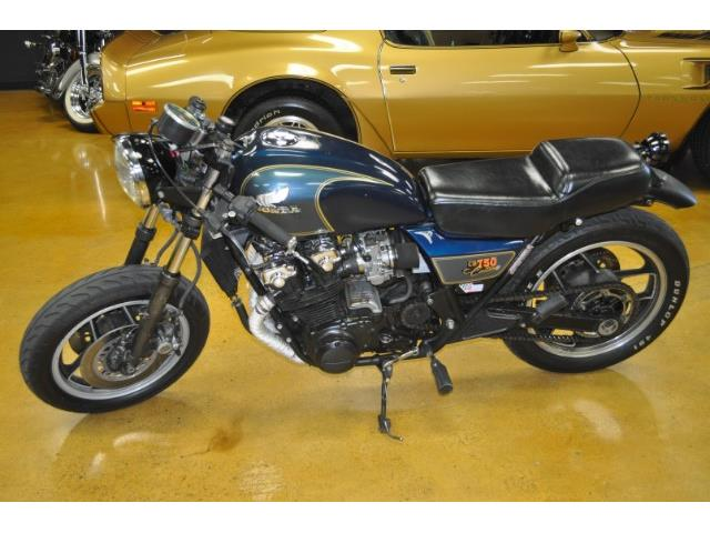 1981 Honda Motorcycle | 756940
