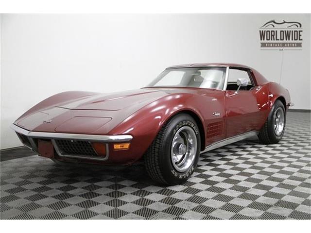 1971 Chevrolet Corvette | 757042