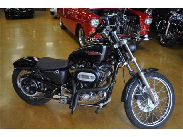 2002 Harley-Davidson Motorcycle | 757057